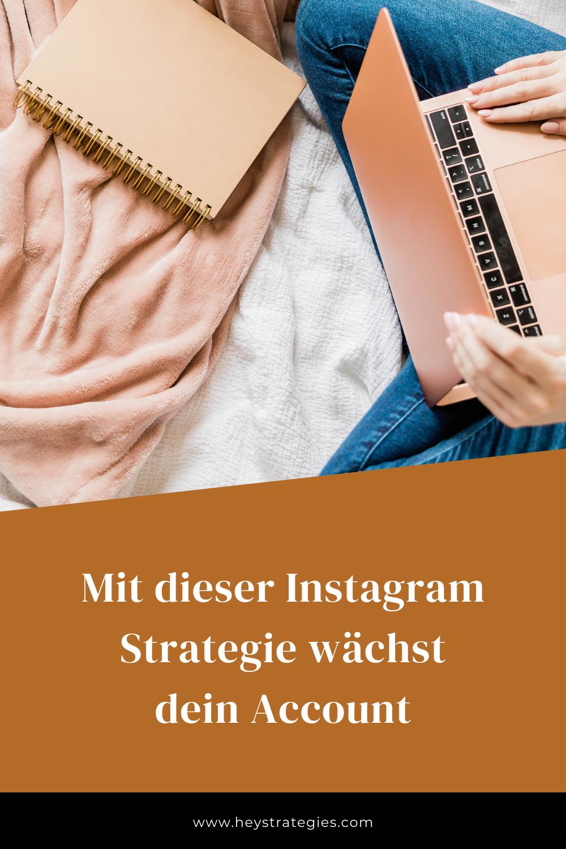 hey strategies - Mit dieser Instagram Strategie wächst dein Account